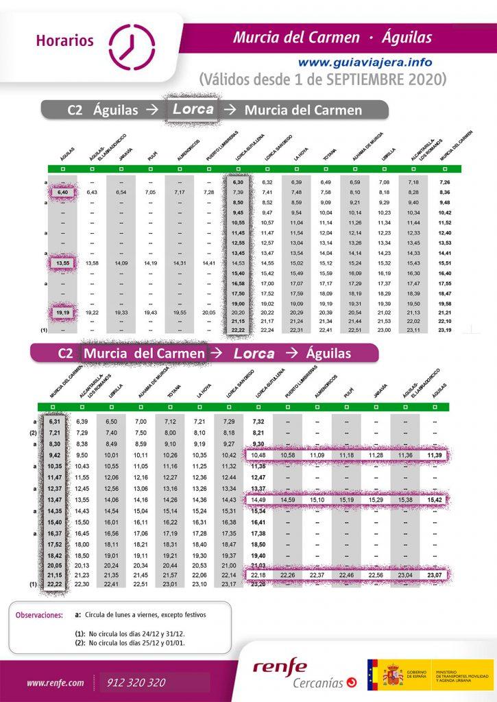HORARIO-MURCIA-AGUILAS-1-SEPTIEMBRE-2020